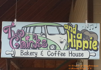 Bakery-Two Chicks and a Hippie-Coffee House-Pagosa Springs-Trail of Highways-RoadTrek TV-Organic Content-Marketing-Social SEO-Travel-Media-
