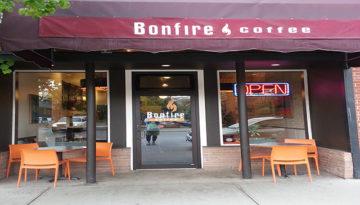 Bonfire Coffee-Store Front-Carbondale-Colorado-Trail of Highways-RoadTrek TV-Organic Content-Marketing-Social SEO-Travel-Media-