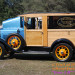 Classic Car at Old Myakka City Heritage Days
