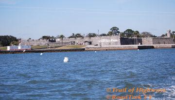 Fort Castillo de San Marco-St Augustine-ECO Tours-History-Trail of Highways-RoadTrek TV-Organic Content-Marketing-Social SEO-Travel-Media-