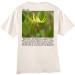 Glacier Lily Back of Shirt