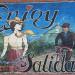 Mural on side of Building in Salida, Colorado