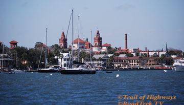 St Augustine Harbor-Florida-ECO Tours-Trail of Highways-RoadTrek TV-Organic Content-Marketing-Social SEO-Travel-Media-