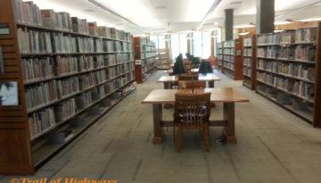 Library-Steamboat Springs-Bud Werner-Colorado-Trail of Highways-RoadTrek TV-Get Lost in America-Organic-Content-Marketing-Social-Media-Travel-Tom Ski-Skibowski-Social SEO-Photography