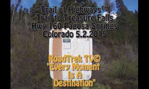 Treasure Falls hike 1