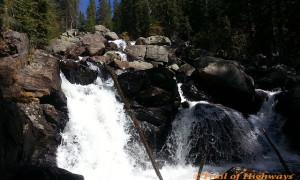 Cascade Falls, Rocky Mountain National Park