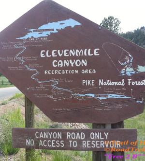 Eleven Mile Canyon-Colorado-Trail of Highways-RoadTrek TV-Get Lost in America-Organic-Content-Marketing-Social-Media-Travel-Tom Ski-Skibowski-Social SEO-Photography