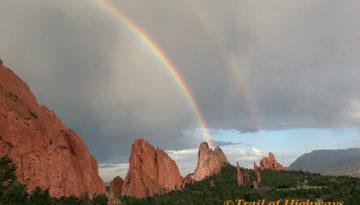 Rainbow-Garden of the Gods-Colorado-Hiking-Trail of Highways-RoadTrek TV-Get Lost in America-Organic-Content-Marketing-Social-Media-Travel-Tom Ski-Skibowski-Social SEO-Photography