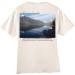 Lake McDonald Back of Shirt