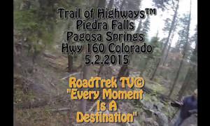 Piedra Falls Featured