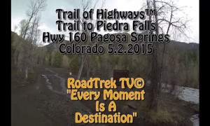 Trail to Piedra Falls featured