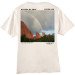 Rainbows over the Garden Back of Shirt