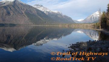 Lake-McDonald-Glacier-Park-Road-Trekin-Adventures-Content-Marketing-Trekking-Gear-trekingear.com-Travel-11