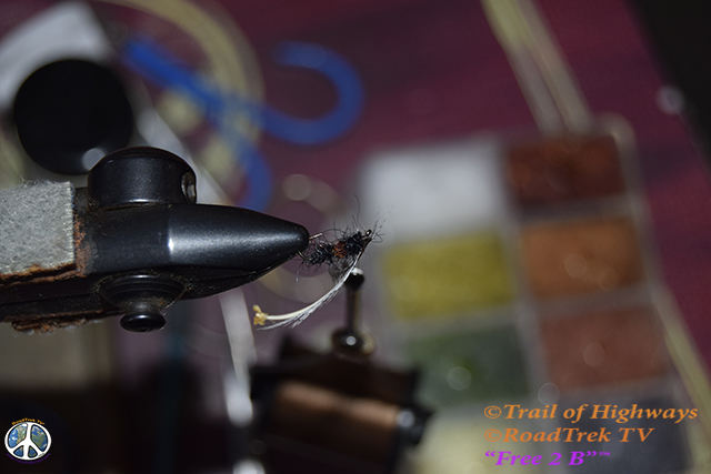 Sparkle Soft Hackle-Ant-Fly Fishing-Tying-Fly-Wet Fly-River-Trail of Highways-RoadTrek TV-Get Lost in America-Content Marketing-Social Media-Branding-Travel-Media-Fishing-Photography-3