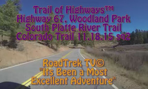 Woodland Park-Colorado 67-Highways-Scenic Drive-Trail of Highways-RoadTrek TV-Organic Content-Marketing-Social SEO-Travel-Media-