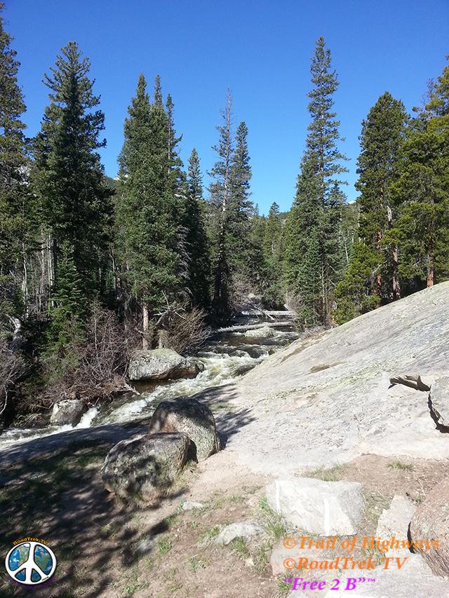 Wild Basin Trail-Calypso Cascades-Ouzel Falls Trail-RMNP-Coloradolive-Copeland Falls-Trail of Highways-RoadTrek TV-Tom Ski-Social SEO-Photography-12