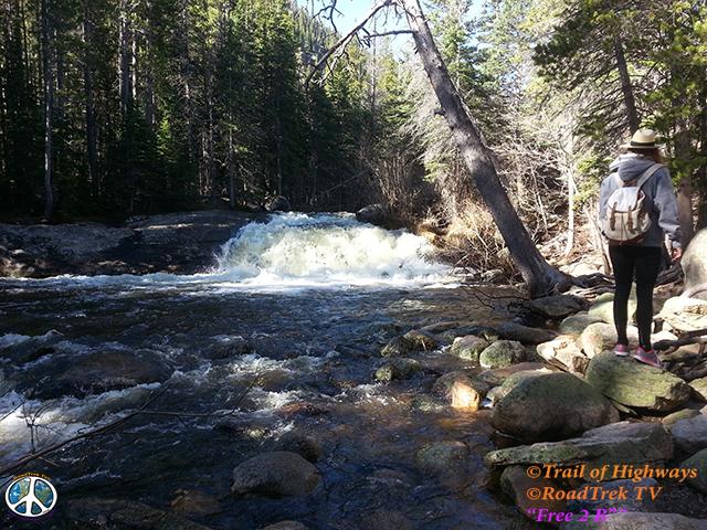 Wild Basin Trail-Calypso Cascades-Ouzel Falls Trail-RMNP-Coloradolive-Copeland Falls-Trail of Highways-RoadTrek TV-Tom Ski-Social SEO-Photography-6