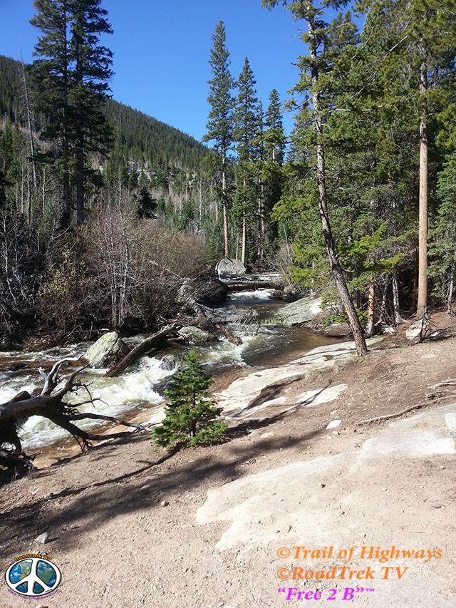 Wild Basin Trail-Calypso Cascades-Ouzel Falls Trail-RMNP-Coloradolive-Copeland Falls-Trail of Highways-RoadTrek TV-Tom Ski-Social SEO-Photography-8