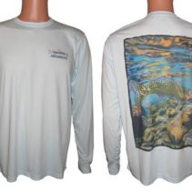 UPF50 Long Sleeve Solar Performance T's