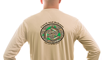 Solar_LS_Tan_Back_Catch and Release_Colorado Native Wear_Get Lost in America_RoadTrek TV_1 Ad