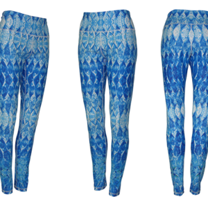 Tarpon Patterned Leggings
