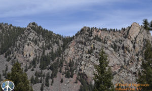 Eldorado Canyon State Park, Boulder Colorado