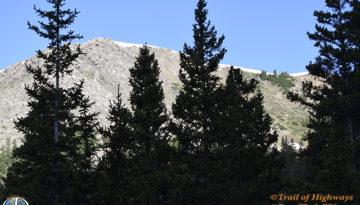 Denny Creek Trail, Collegiate Peaks Wilderness, Mount Yale, Browns Pass, Hartenstein Lake,