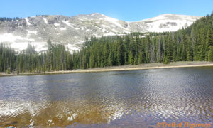 Hartenstein Lake, Collegiate Peaks wilderness,
