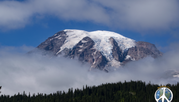 """Mount Rainier National Park an """"Eruption"""" of Beauty Sitting southeast of the amazing city of Seattle is what many call one of the most beautiful national treasures the U.S. owns. With the glacier-capped Mount Rainier in its center, Mount Rainier National Park offers 370 square miles of unforgettable hikes, tours, and scenery that every person on the planet should take some time out of their busy schedules to enjoy."""