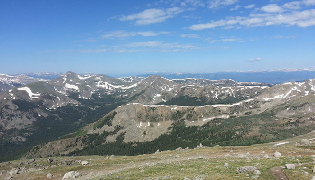 Mount Yale Hike 1-4 Colorado 14er Video Trail