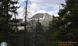 Mount Yale Trail, Collegiate Peaks wilderness,