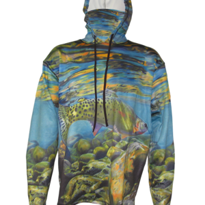 Freestone Cutthroat Fishing Hoodie