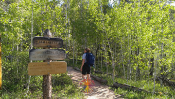 Gem Lake Trail, Rocky Mountain National Park, RoadTrek, Visit Colorado,Outdoor Apparel, Hiking,