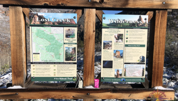 Colorado's Lost Creek Wilderness & Harmonica Arch Meet Your Wanderlust Need Lost Creek Wilderness plays home to a variety of features that everyone from