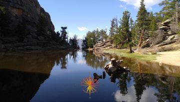 Gem Lake_Rocky Mountain National Park_Hiking Trail=