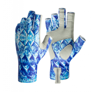 Tarpon Fly Fishing Sun Gloves