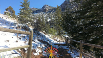 Eldorado Canyon Trail is Located in Eldorado State Park, Colorado offer great hiking and rock climbing, this hike we turn back just before Walker Ranch Loop