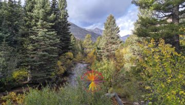 Hike to Fern Lake, Rocky Mountain National Park, Episode One, Thompson River Canyon, to Fern Falls then on to Fern Lake, great Fly fishing all the way Wildflowers and birding