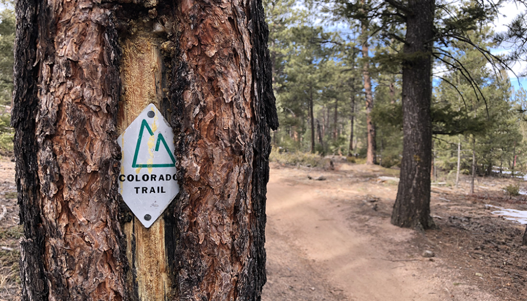 Backpacking Hiking Colorado Trail Colorado Trail, for those who don't know, is truly unique. No, it cannot boast being the longest, highest,