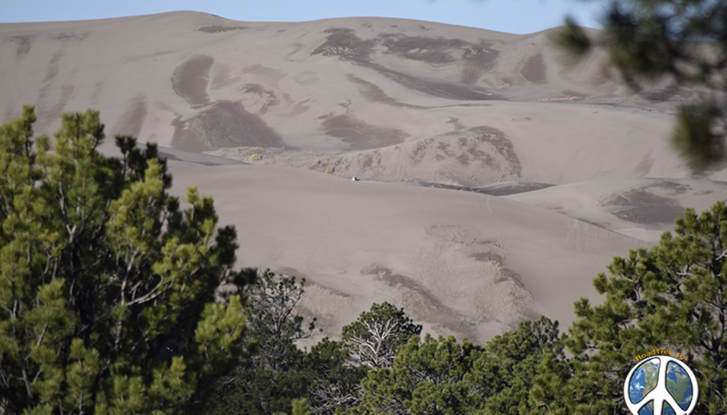"""Great Sand Dunes National Park & Preserve: The Definition of Diversity There are those who say it looks """"almost alien,"""" as if it can't be """"native"""" to the land it sits upon"""