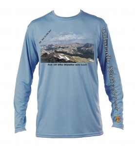 """Mount Yale """"Not All Who Wander Are Lost"""" celebrate the climb of Mount Yale, one of Colorado's Great 14er's"""