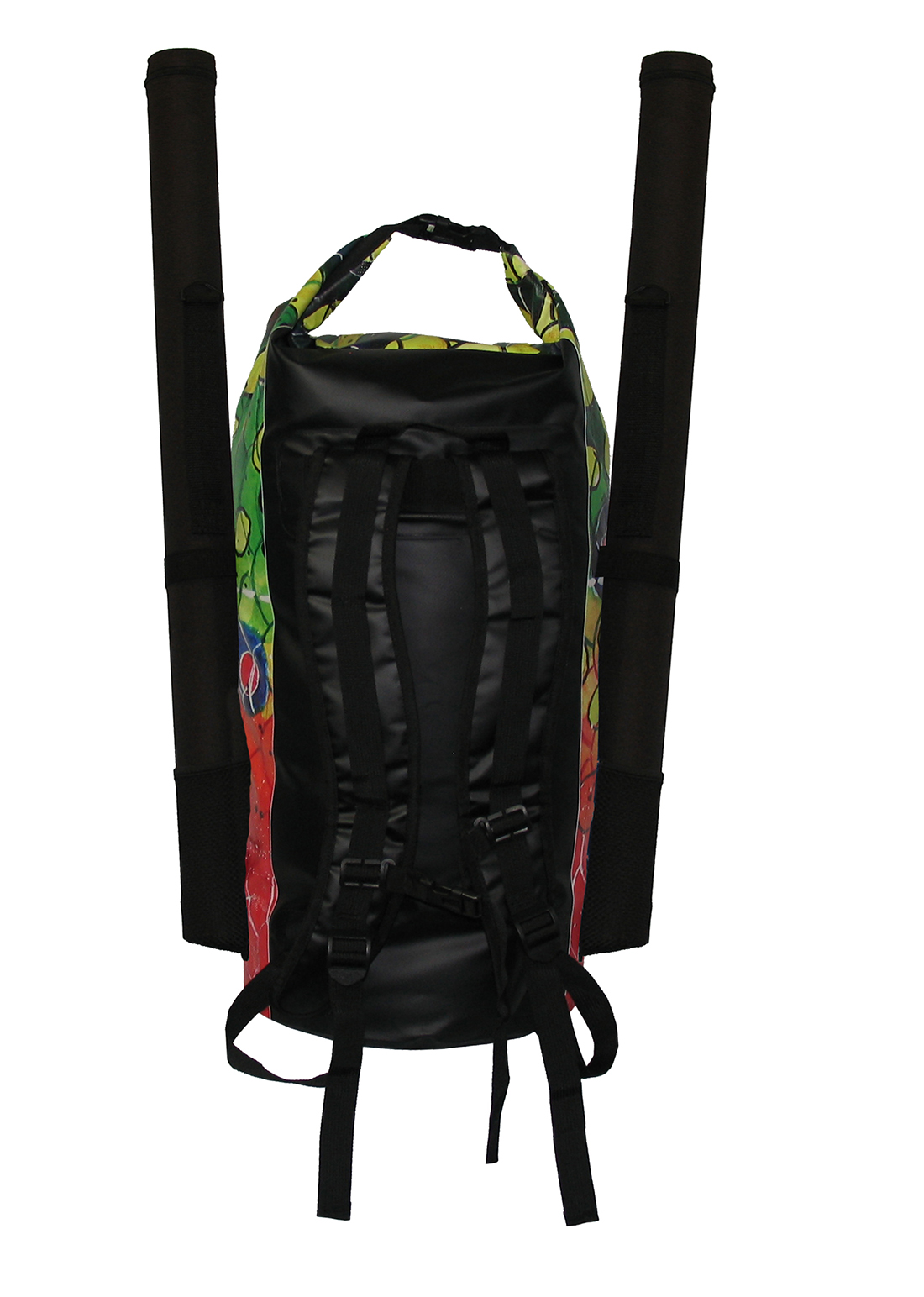 Trout Dreams Backpack Dry Bag, will leave yo dreaming of wild Trout and wild rivers, fly fishing backpacks women creating a outdoor river fashion.