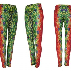 Brook Trout Printed Leggings