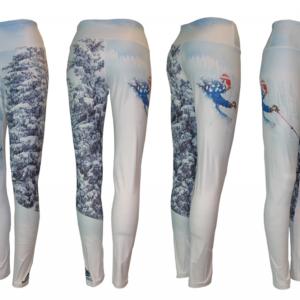 Ski Clothes Leggings