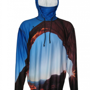 Arch Climber Graphic Hoodies