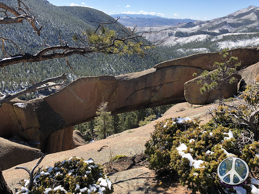 Hike Harmonica Arch in Similitude 1-11, what a great hike in Lost Creek Wilderness