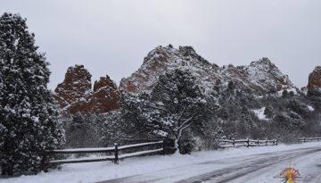 Gods Garden Essay Four, Colorado Springs open space Garden of the Gods is a most beautiful, picturesque, red rock formations,