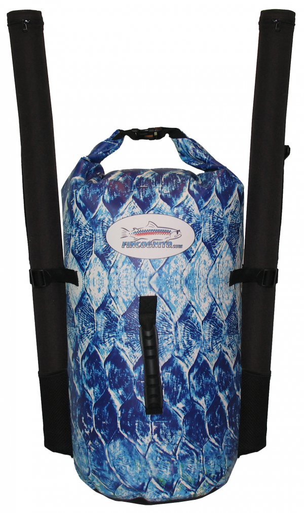 Tarpon Dry Bag Backpack Waterproof dry bags are no longer lacking in color. We utilize tough 250 denier PVC tarpaulin material with sonic-welded seams and a roll-top closure
