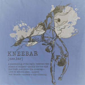 Climbers Kneebar Bamboo Shirt