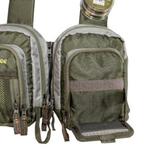 Ultralight Chest-Pack Fly Fishing